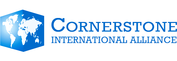 CORNERSTONE INTERNATIONAL ALLIANCE LOGO